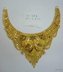 necklace design gold images 22kt gold necklace traditional design gold choker filigree jpg