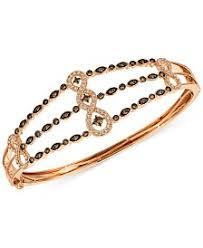 rose gold bangle bracelet images Rose gold bracelets macy 39 s 5,0&a