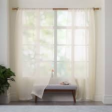 interesting white linen curtains and sheer linen curtain white