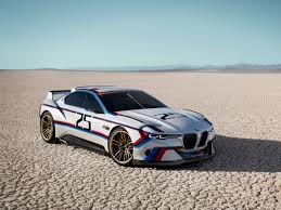bmw car racing bmw paid homage to one of its greatest race cars by building this