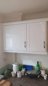 spray painting kitchen cabinets edinburgh kitchen spraying kitchen spray expert