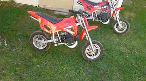 motocross bikes cheap 50cc mini dirt bike sold youtube