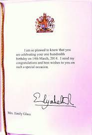 ranchos woman receives royal birthday wish recordcourier com