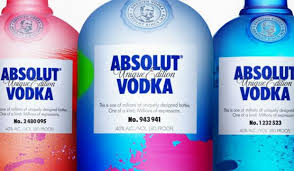 absolut vodka design exclusive absolut vodka limited edition bottles