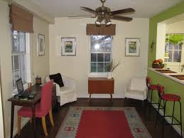 Ceiling Fan For Dining Room Decorating Elegant Dining Room Design With Brown Bali Shades And