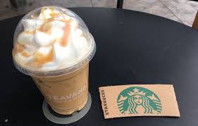 starbucks caramel light frappuccino blended coffee low carb starbucks drinks guide for keto dieters mr skinnypants