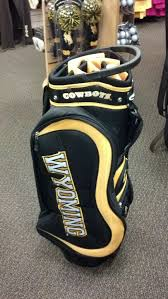 Wyoming travel golf bags images 114 best everything brown gold images wyoming jpg