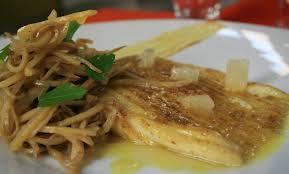 cuisiner une aile de raie aile de raie au curry plats my cuisine