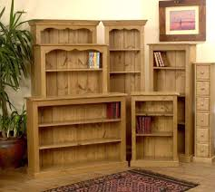 Pine Bookcase Solid Pine Bookcases U0026 Bookshelves In Nottinghamshire