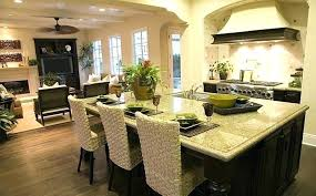 kitchen open floor plan decorating open floor plan living room and kitchen how to arrange