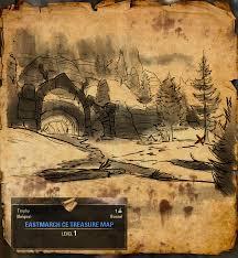 Stonefalls Ce Treasure Map Eso Imperial Edition Mappe Del Tesoro Treasure Maps Seo