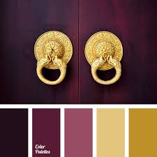 burgundy dark yellow gold color gold colored shades gray and