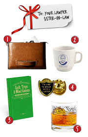 gifts for in laws gifts for your lawyer in