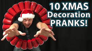 10 holiday decoration prank ideas diy how to hacks u0026 pranks