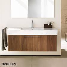 Walnut Vanity Duravit Fo957301313 032910 Unit For Vanity Vero American Walnut