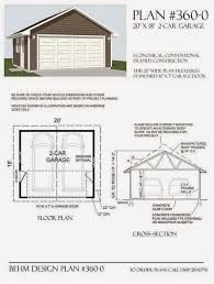2 car garage designs free one car garage plan free floor plans 2 car garage designs garage plans blog behm design garage plan examples plan 360 0