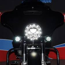 Led Lights For Motorcycle Harley Davidson Motorcycle Led Lights By Custom Dynamics