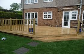 Garden Decking Ideas Uk Decking Letchworth Royston St Albans