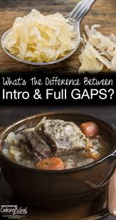 what u0027s the difference between intro and full gaps