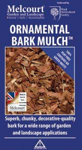 ornamental bark mulch melcourt