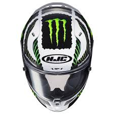 monster energy motocross helmets hjc 2017 rpha 11 pro monster energy helmet motorcycle street