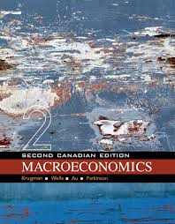 macroeconomics canadian edition university paul krugman