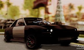 tuner cars gta 5 nissan silvia s13 eastern tuners for gta san andreas