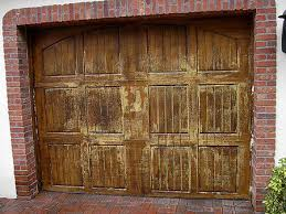 Faux Paint Garage Door - faux paint garage doors to look like wood everything i create