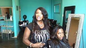 where can i find a hair salon in new baltimore mi that does black hair natural hair salon in charlotte nc youtube