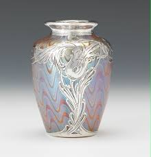 silver vase aspire auctions
