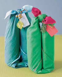 wine bottle wraps bottle wrap martha stewart
