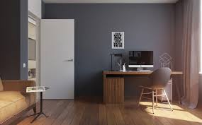Minimalist Computer by Furniture Astounding Minimalist Computer Desk With Gray Paint