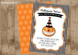 vintage halloween soiree printable party set the homespun hostess