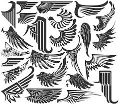 wings eps free vector 177 655 free vector for