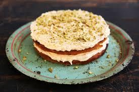pistachio and white chocolate cake chetna makan