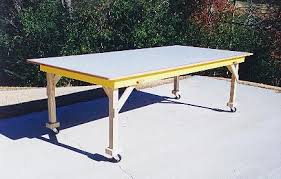 48 x 96 table ron s woodwork