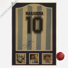 online buy wholesale diego maradona poster from china diego