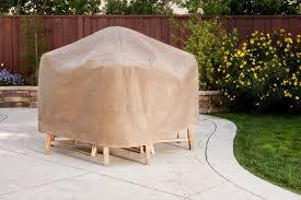 Patio Furniture Slip Covers by Elegant Square Outdoor Furniture Cover Plastic Protectors Slip
