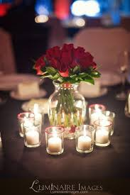 roses centerpieces centerpiece with candles floral arrangements