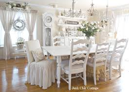 table chair covers junk chic cottage finally and new chair covers