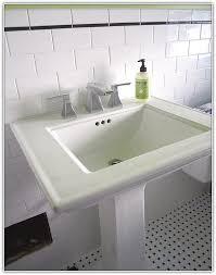 Kohler Stately Pedestal Sink Kohler Memoirs Pedestal Sink 24 Home Design Ideas