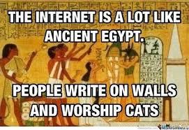 Egyptian Memes - ancient egypt by cookieninja meme center
