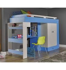 lit combiné bureau enfant lit combiné bureau enfant libellule bleu mobiler d enfant