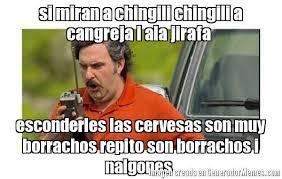 Memes De Nalgones - si miran a chingili chingili a cangreja i ala jirafa esconderles las