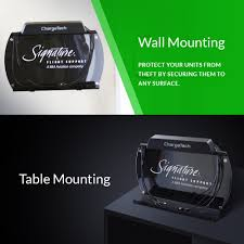 floor stand phone charging power kiosk tower chargetech