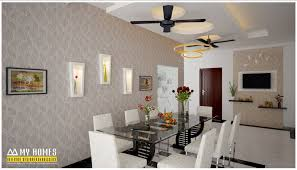 interiors for homes trendy kerala style dining room designs interior for kerala homes