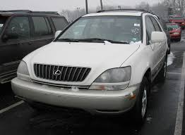 2000 lexus rx300 reviews 2000 lexus rx300 start up and tour