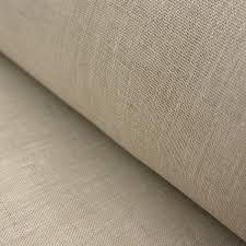 sheer curtain fabric linen natural