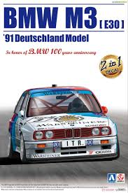 Bmw M3 1991 - bmw m3 e30 beemax model kits b24007 2016