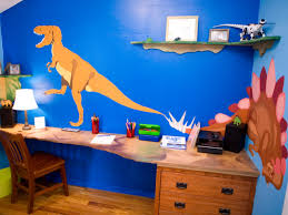 Candices Design Tips Kids Room Makeovers HGTV - Kids dinosaur room